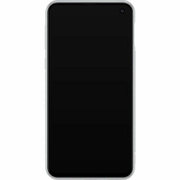 Samsung Galaxy S10e Soft Case (Frostad) Wolf / Varg