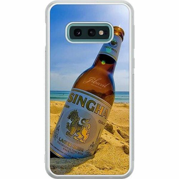 Samsung Galaxy S10e Soft Case (Frostad) Singha
