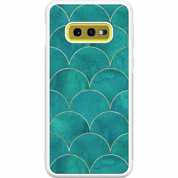 Samsung Galaxy S10e Soft Case (Vit) Appletini