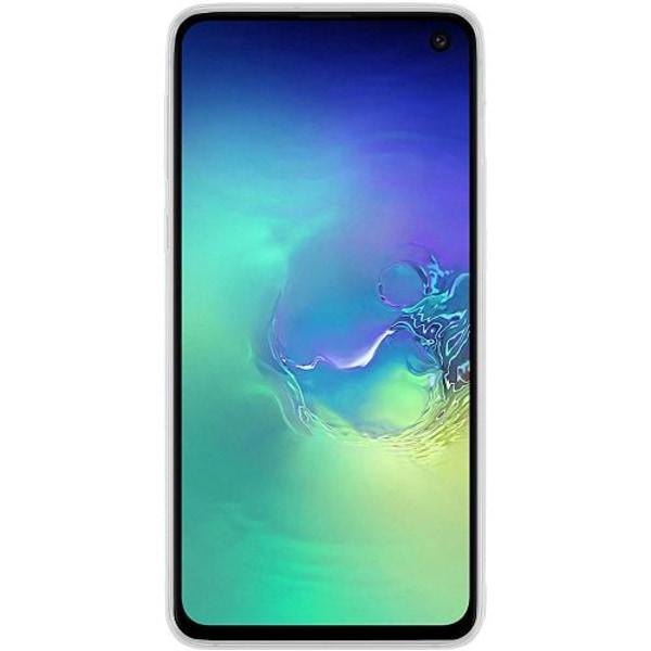 Samsung Galaxy S10e Transparent Mobilskal med Glas Fortnite