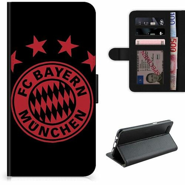 Apple iPhone XR Lyxigt Fodral FC Bayern München