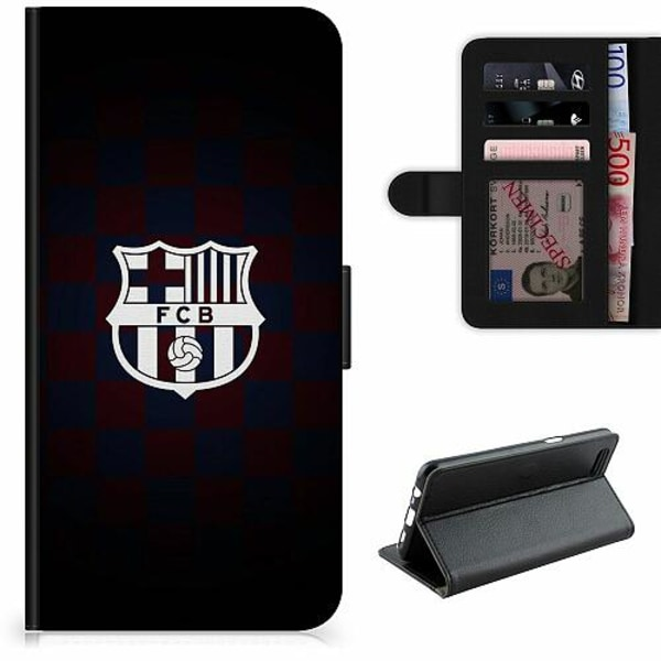 Apple iPhone 6 / 6S Lyxigt Fodral FCB