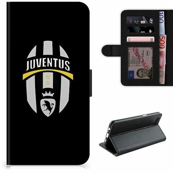 Huawei P40 Lite E Lyxigt Fodral Juventus FC
