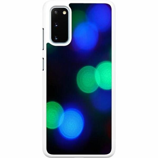 Samsung Galaxy S20 Hard Case (Vit) All Of The Lights