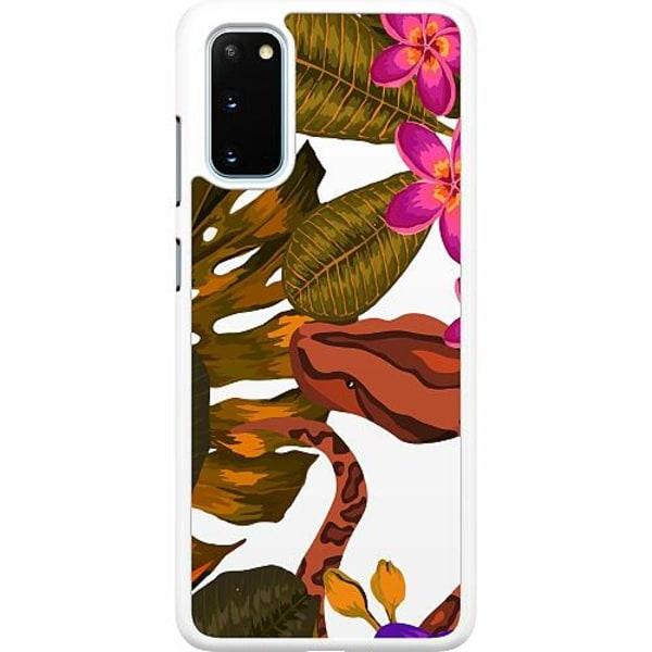 Samsung Galaxy S20 Hard Case (Vit) Anawanda