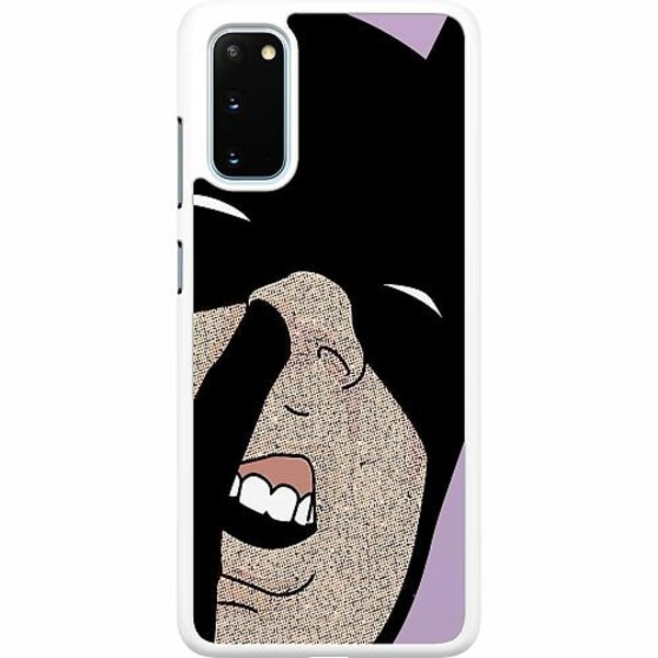 Samsung Galaxy S20 Hard Case (Vit) ART
