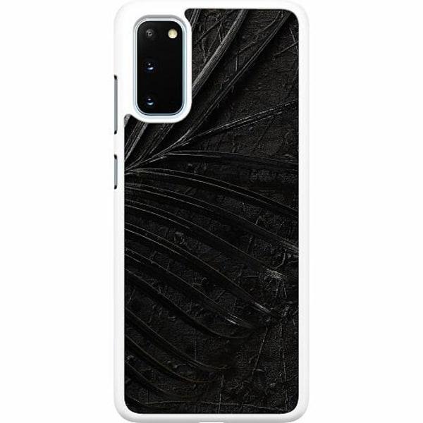 Samsung Galaxy S20 Hard Case (Vit) Charcoal Ash