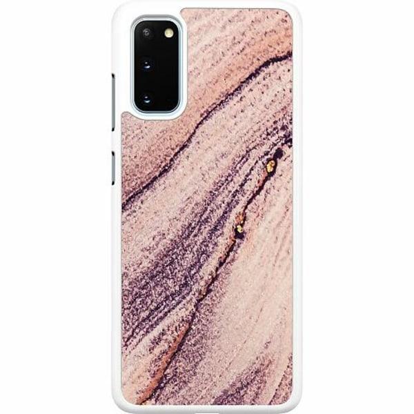 Samsung Galaxy S20 Hard Case (Vit) Comet Breaks