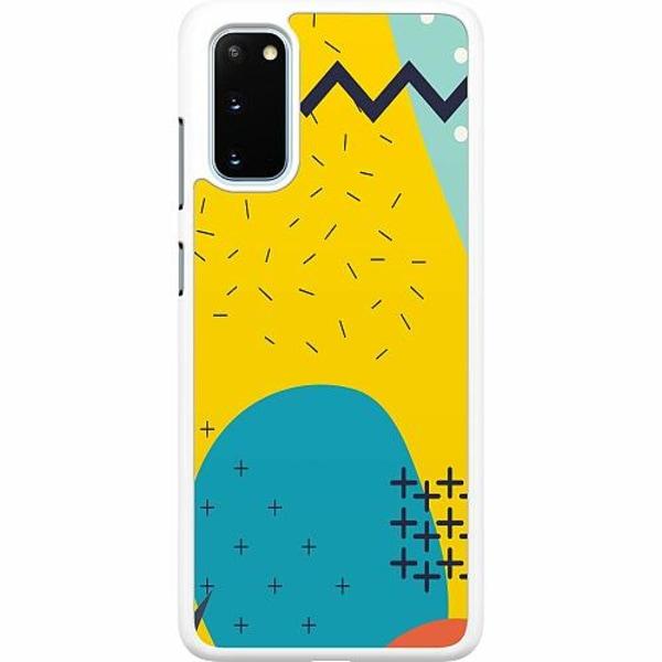 Samsung Galaxy S20 Hard Case (Vit) Details