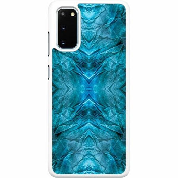 Samsung Galaxy S20 Hard Case (Vit) Do You See