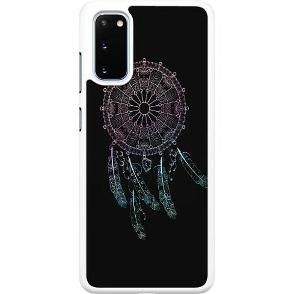 Samsung Galaxy S20 Hard Case (Vit) Drömfångare