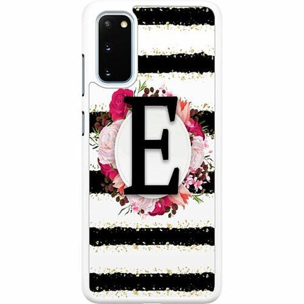 Samsung Galaxy S20 Hard Case (Vit) E