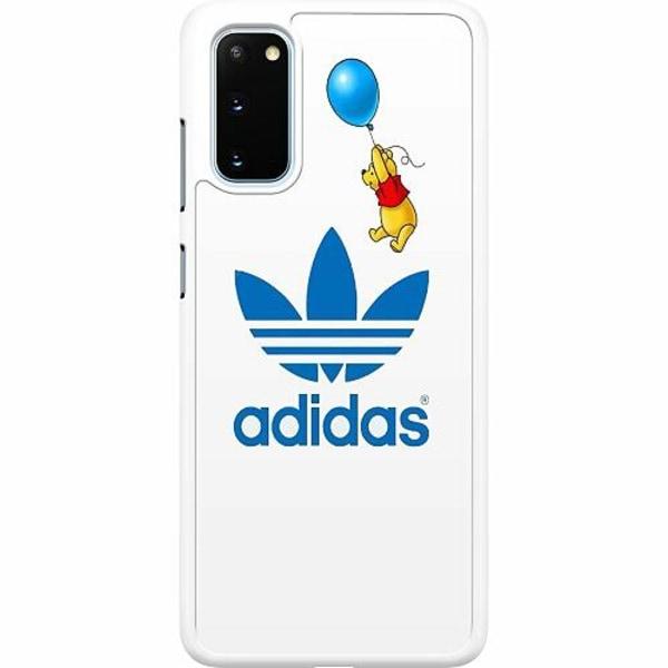 Samsung Galaxy S20 Hard Case (Vit) Fashion