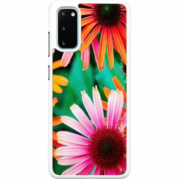 Samsung Galaxy S20 Hard Case (Vit) Focus