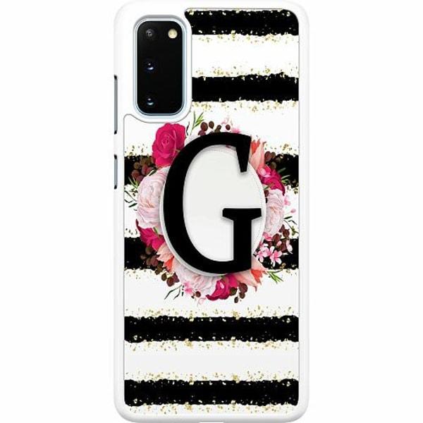 Samsung Galaxy S20 Hard Case (Vit) G