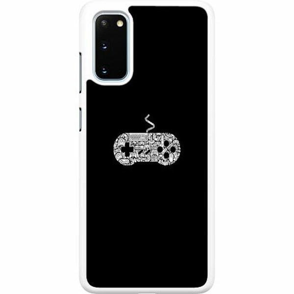 Samsung Galaxy S20 Hard Case (Vit) Games