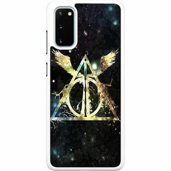 Samsung Galaxy S20 Hard Case (Vit) Harry Potter
