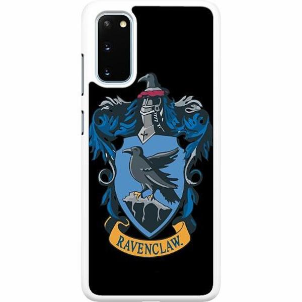 Samsung Galaxy S20 Hard Case (Vit) Harry Potter - Ravenclaw
