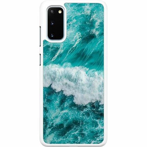 Samsung Galaxy S20 Hard Case (Vit) Hav