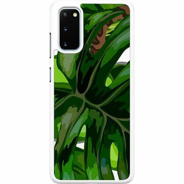 Samsung Galaxy S20 Hard Case (Vit) Hiding Wanda