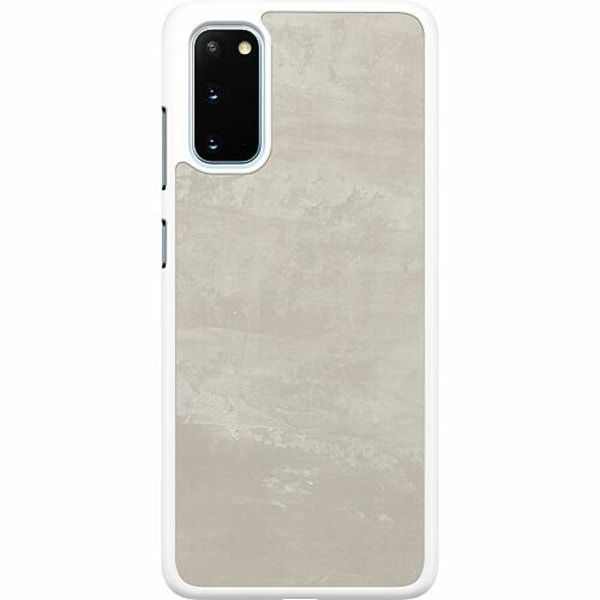 Samsung Galaxy S20 Hard Case (Vit) Icy Scapes