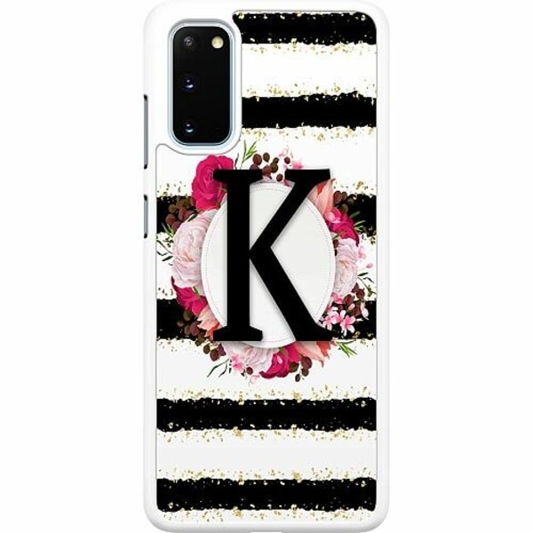 Samsung Galaxy S20 Hard Case (Vit) K