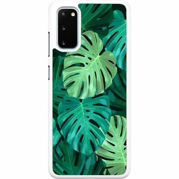 Samsung Galaxy S20 Hard Case (Vit) Löv