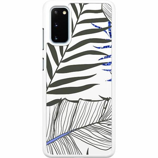 Samsung Galaxy S20 Hard Case (Vit) Mainly White