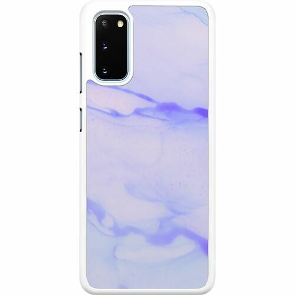 Samsung Galaxy S20 Hard Case (Vit) Marine Ultra