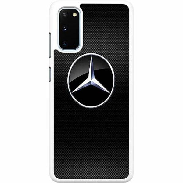 Samsung Galaxy S20 Hard Case (Vit) Mercedes