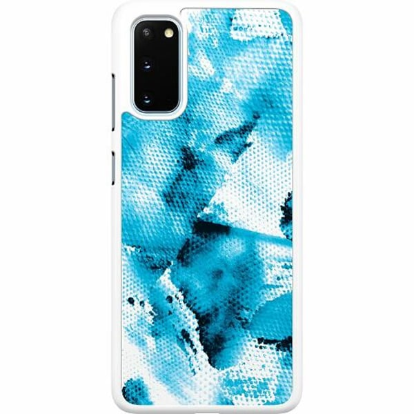 Samsung Galaxy S20 Hard Case (Vit) Moving Forward