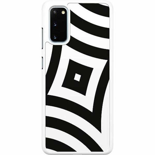 Samsung Galaxy S20 Hard Case (Vit) Optical