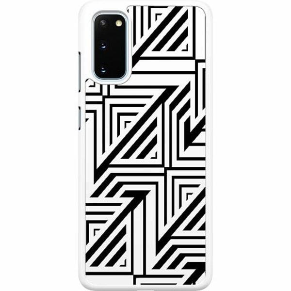 Samsung Galaxy S20 Hard Case (Vit) Probably Yes