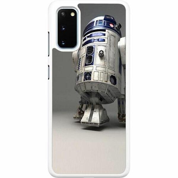 Samsung Galaxy S20 Hard Case (Vit) R2D2 Star Wars