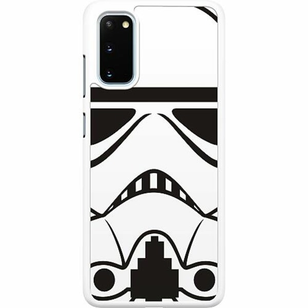 Samsung Galaxy S20 Hard Case (Vit) Star Wars