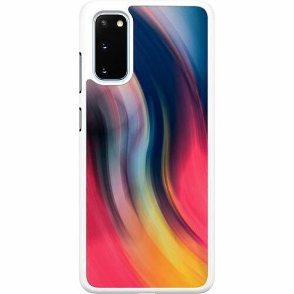 Samsung Galaxy S20 Hard Case (Vit) Startup