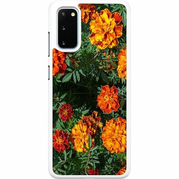 Samsung Galaxy S20 Hard Case (Vit) Summery