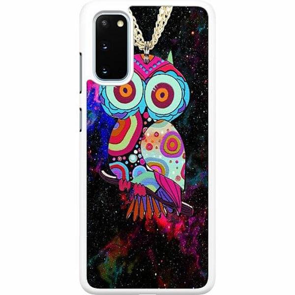 Samsung Galaxy S20 Hard Case (Vit) Uggla