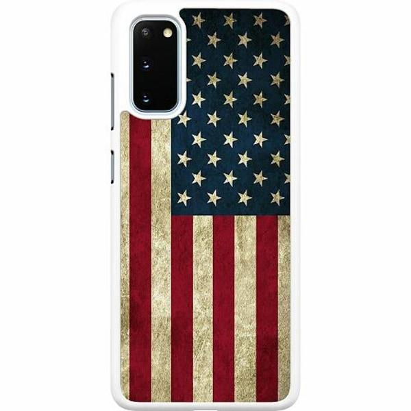 Samsung Galaxy S20 Hard Case (Vit) USA