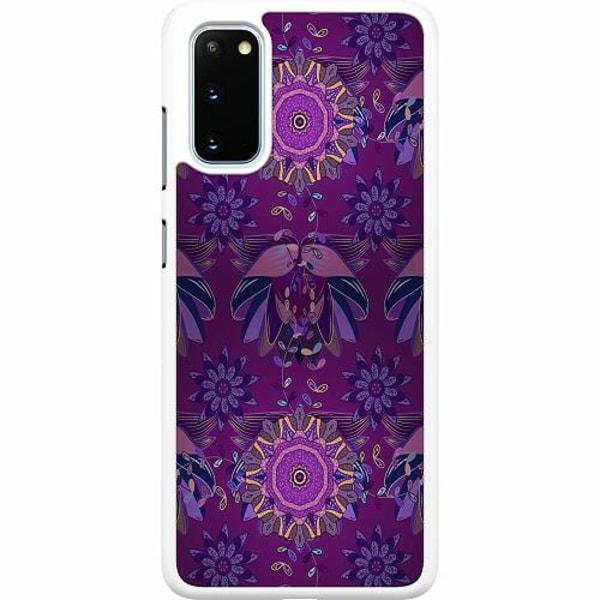 Samsung Galaxy S20 Hard Case (Vit) Vivid Divition