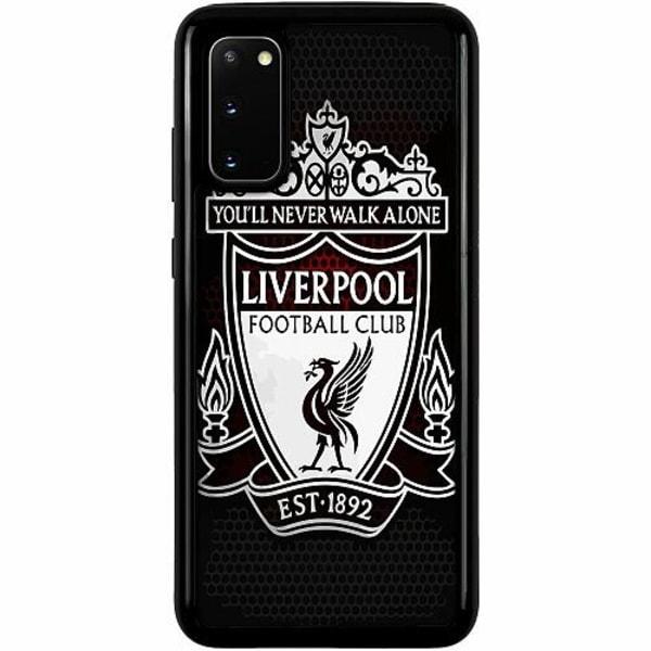 Samsung Galaxy S20 Heavy Duty 2IN1 Liverpool L.F.C.