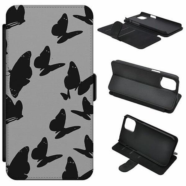 Samsung Galaxy A41 Mobilfodral Dark Butterflies