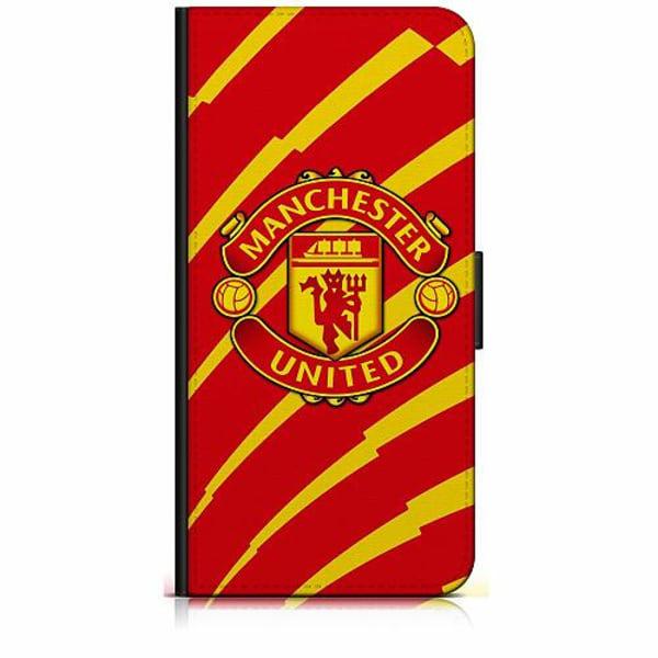 Apple iPhone 6 / 6S Plånboksfodral Manchester United FC