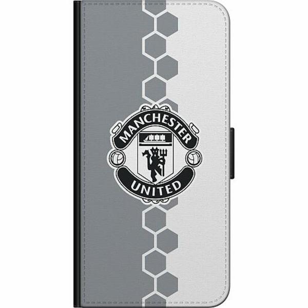 Huawei P40 Pro Fodralväska Manchester United FC