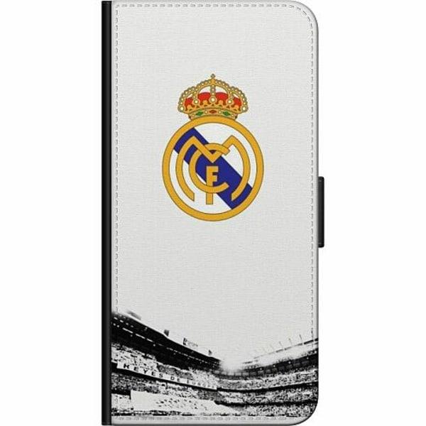 Huawei P40 Pro Fodralväska Real Madrid CF