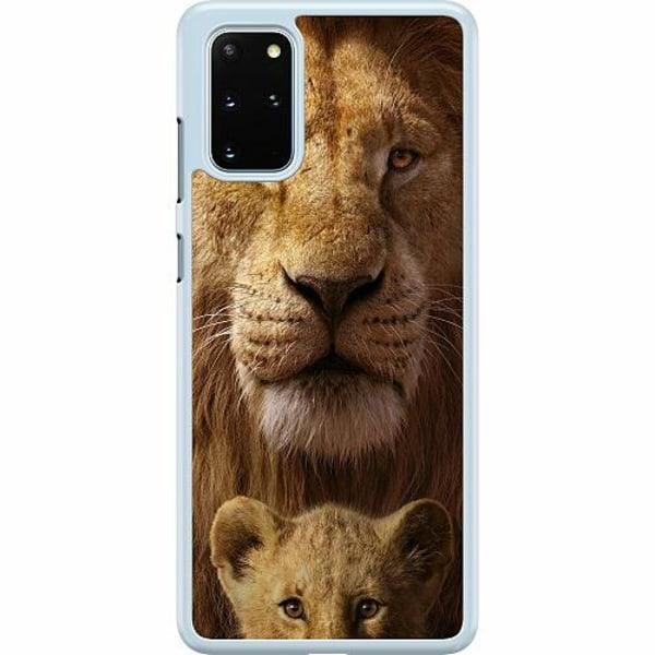 Samsung Galaxy S20 Plus Hard Case (Transparent) Lejon