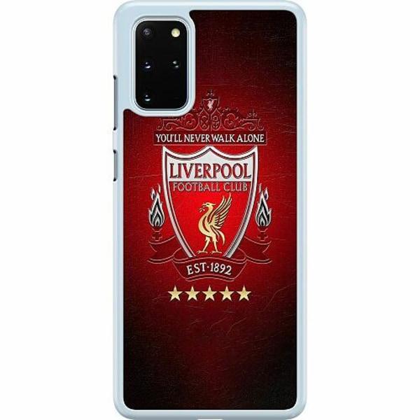 Samsung Galaxy S20 Plus Hard Case (Transparent) Liverpool