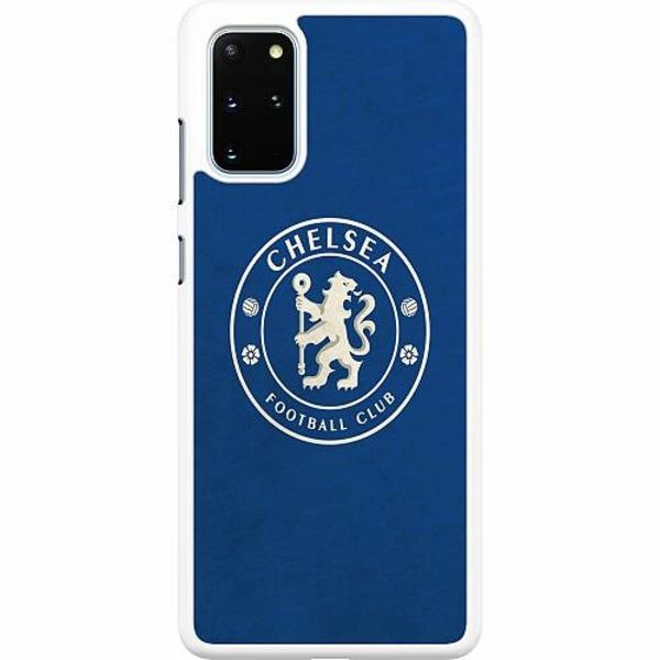 Samsung Galaxy S20 Plus Hard Case (Vit) Chelsea Football Club