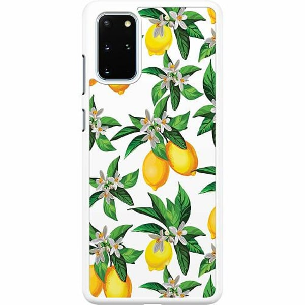 Samsung Galaxy S20 Plus Hard Case (Vit) Lemonical