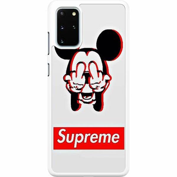 Samsung Galaxy S20 Plus Hard Case (Vit) Mouse